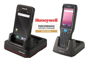 Soluciones para gestión de almacén con Honeywell AIDC